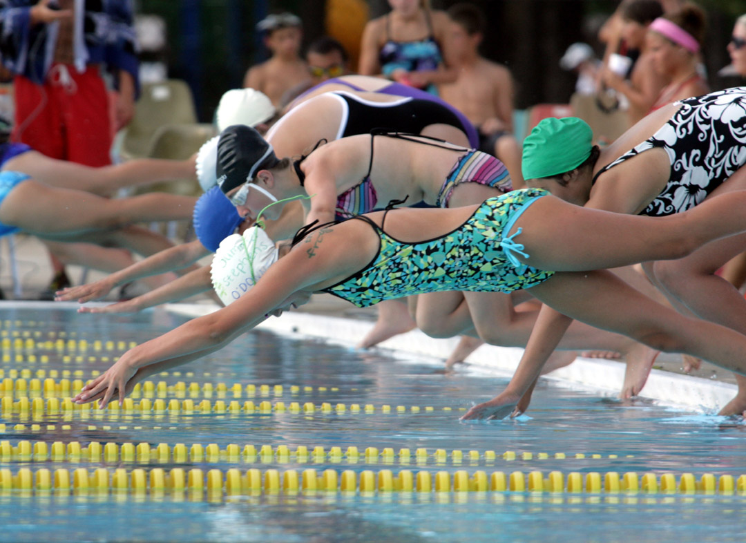 2012 all american swim meet